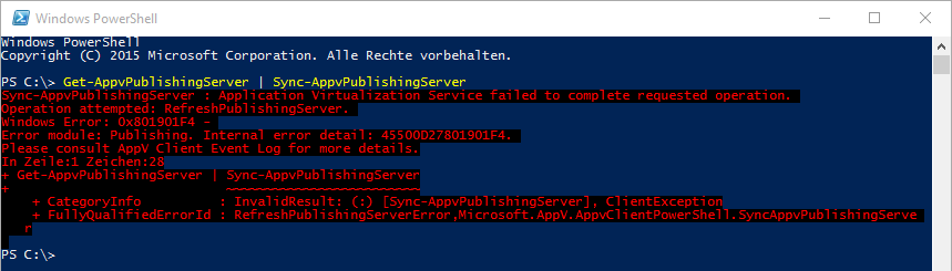 appv51_win10_publishing_error