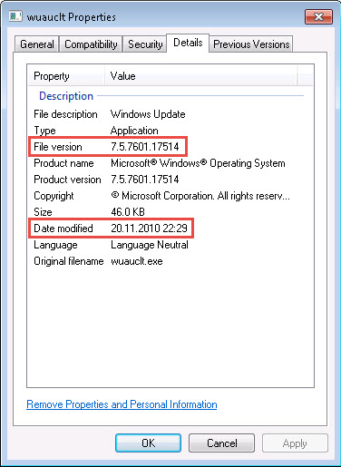 Software Update Installation fails with 8007000E in Windows