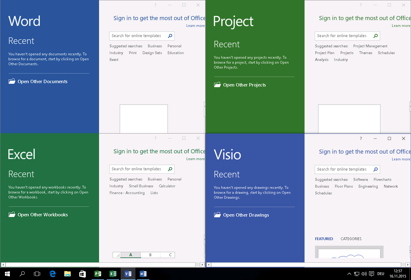 How to create an Office 2016 App-V Package - msitproblog
