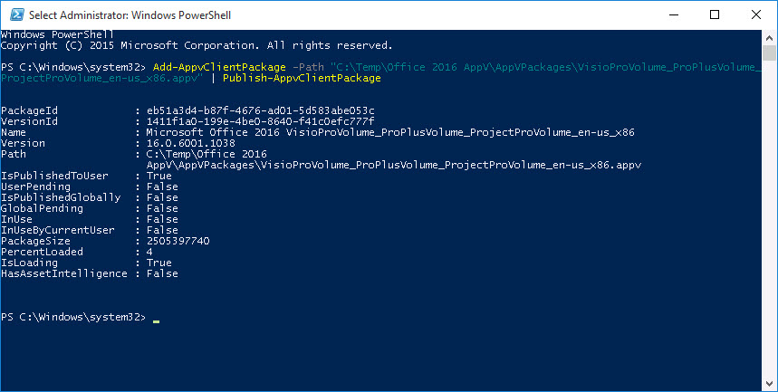 get office product key powershell