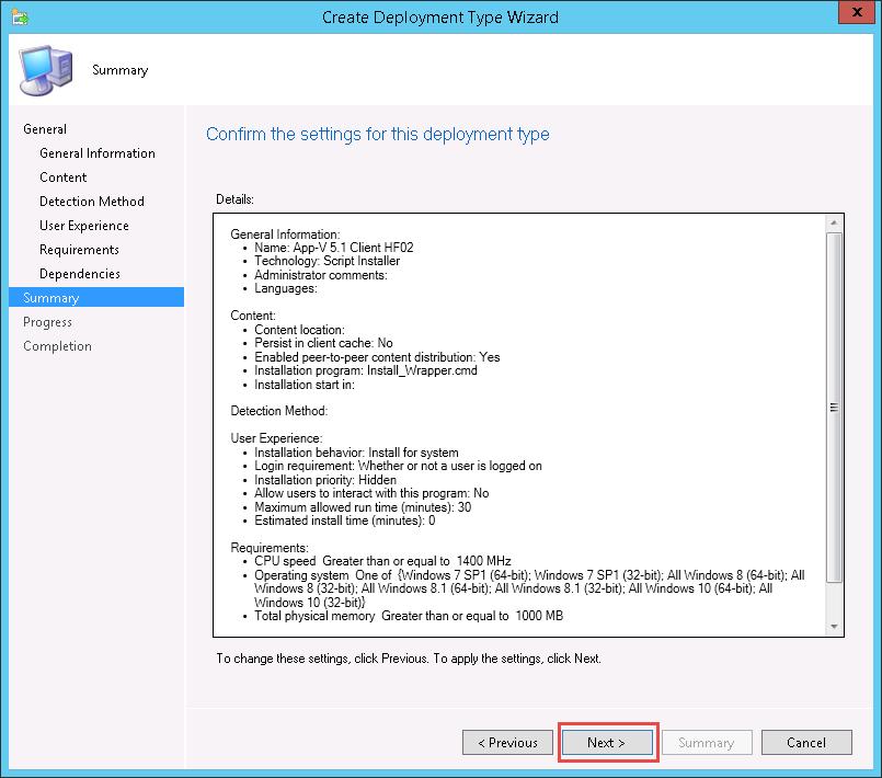 App-V51_Client_ConfigMgr_Part18