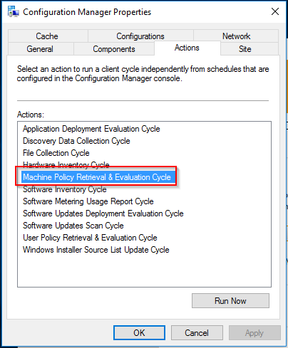 Installing the App-V 5 1 Client & Hotfix with ConfigMgr