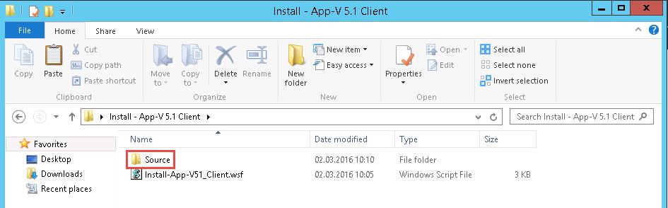 Installing the App-V 5 1 Client & Hotfix with MDT - msitproblog