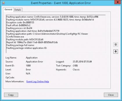 ConfigMgr_RCV_Error_Part1