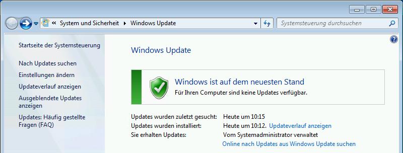 Windows 7 Update Installation fails in MDT 2013 - msitproblog