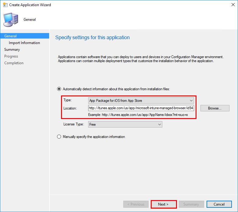 Deploying the Intune Managed Browser via ConfigMgr Hybrid - msitproblog