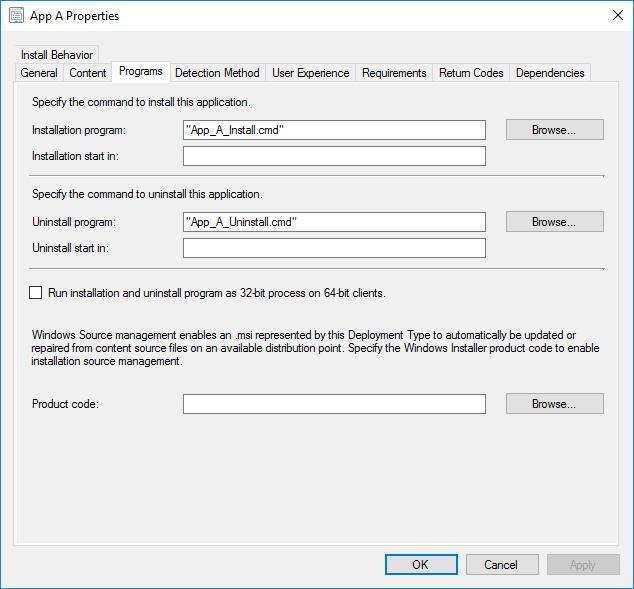 ConfigMgr Application Update with Restart in between - msitproblog