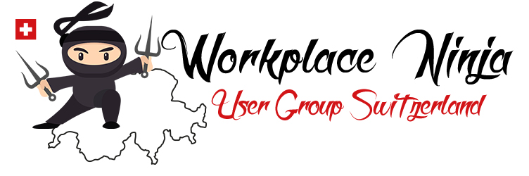 Workplace Ninja User Group Switzerland Logo